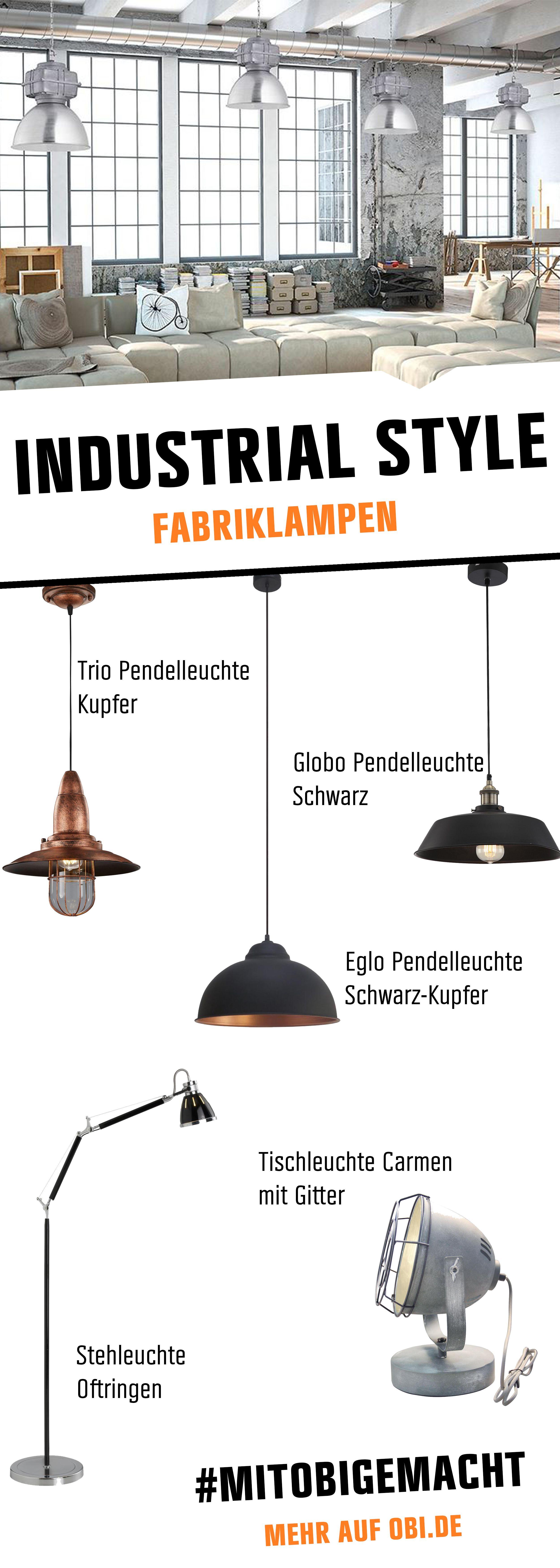 Obi Schlafzimmer Lampen