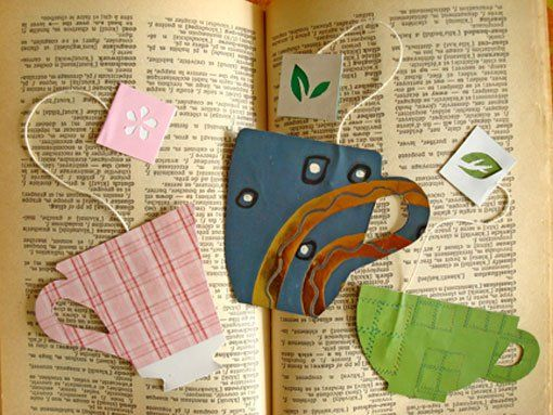Very Creative Bookmarks Are The One With The Vintage Jewelry That You Can  Hang On The