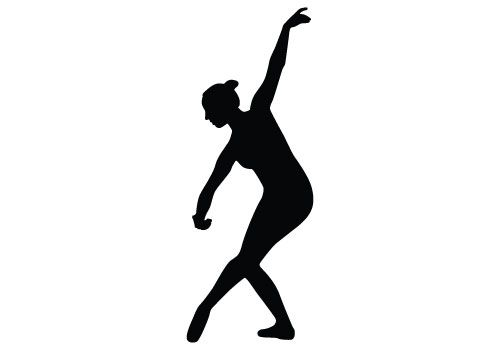 Dancing Silhouette Vector Free Download Dancing Vectors Silhouette Vector Silhouette Clip Art Dance Silhouette
