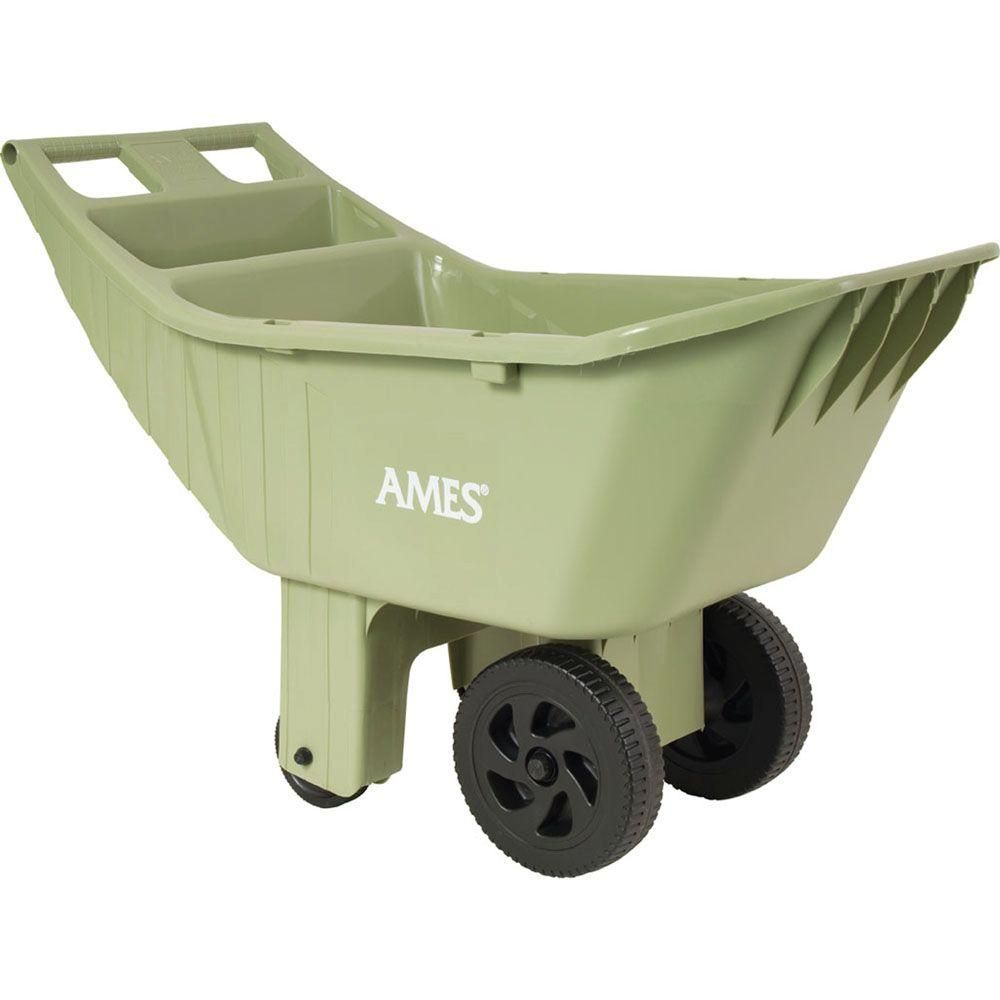 Poly Lawn Cart 2463975   The Home Depot