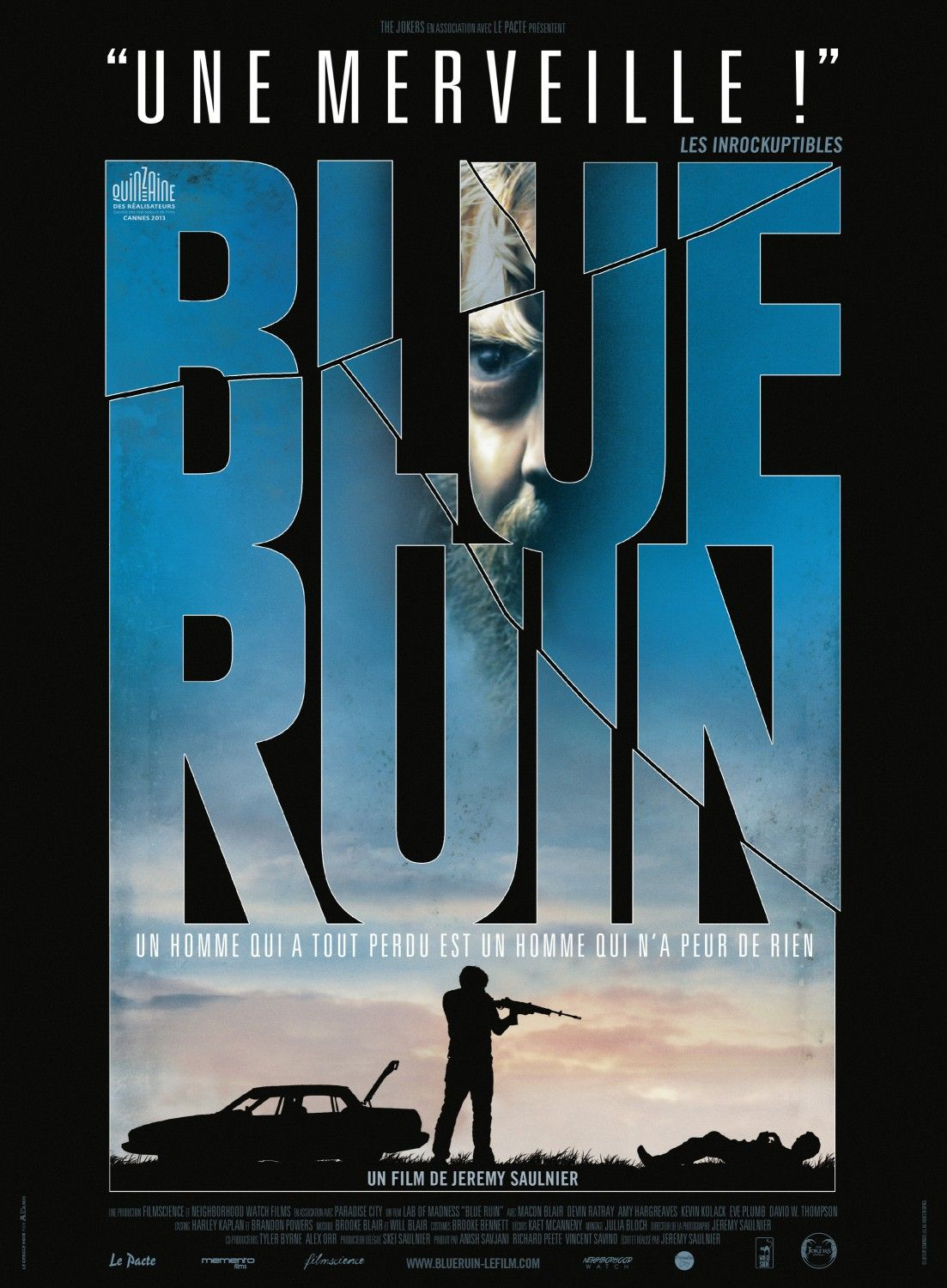 Return to the main poster page for Blue Ruin English Play, English Movies,  Movies