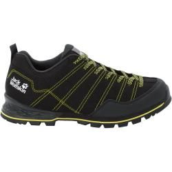 Photo of Jack Wolfskin Männer Wanderschuhe Scrambler Low Men 44,5 schwarz Jack Wolfskin