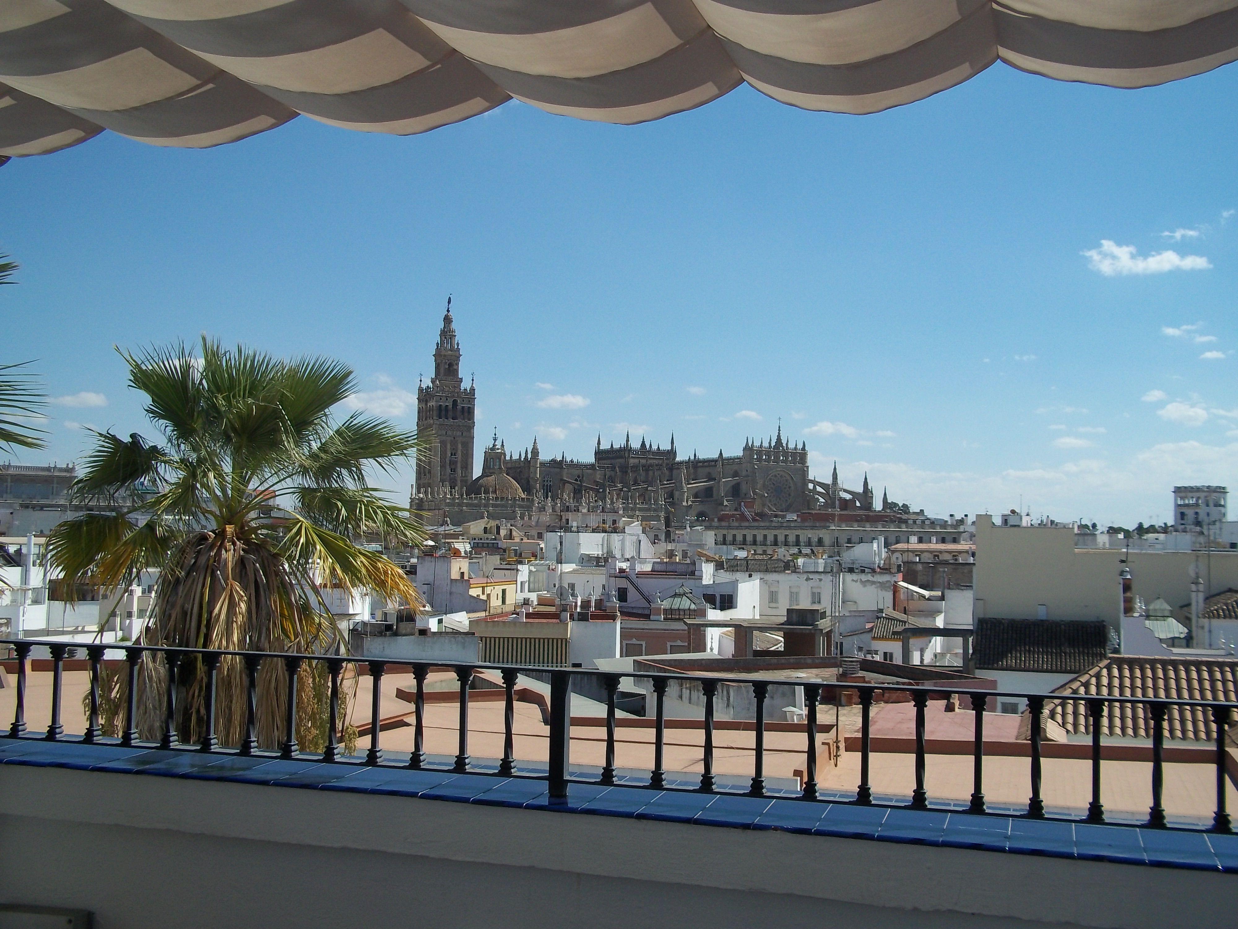la bella Sevilla...