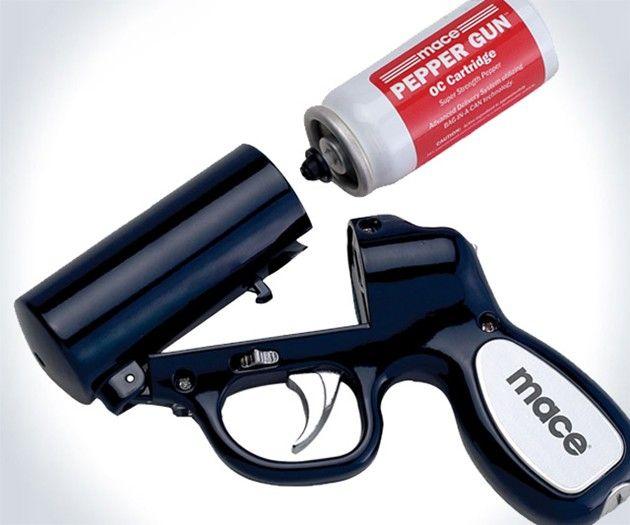Mace Pepper Spray Gun - Only $40!