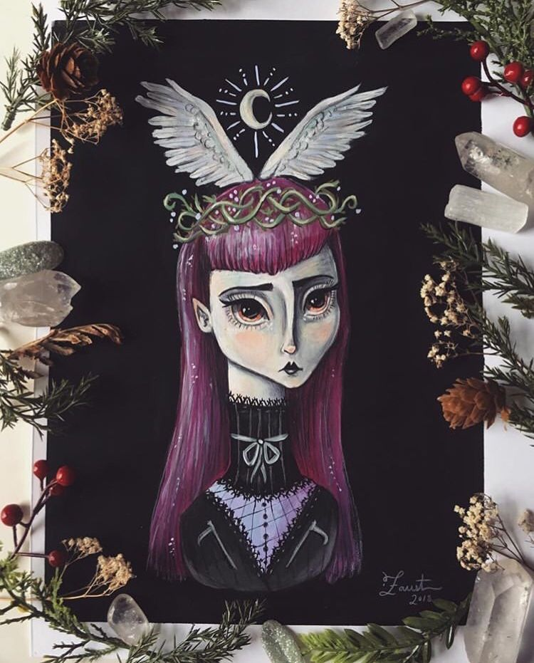 The Ghost of Christmas Yet to Come by Olivia Faust | Christmas art, Xmas carols, Illustrators