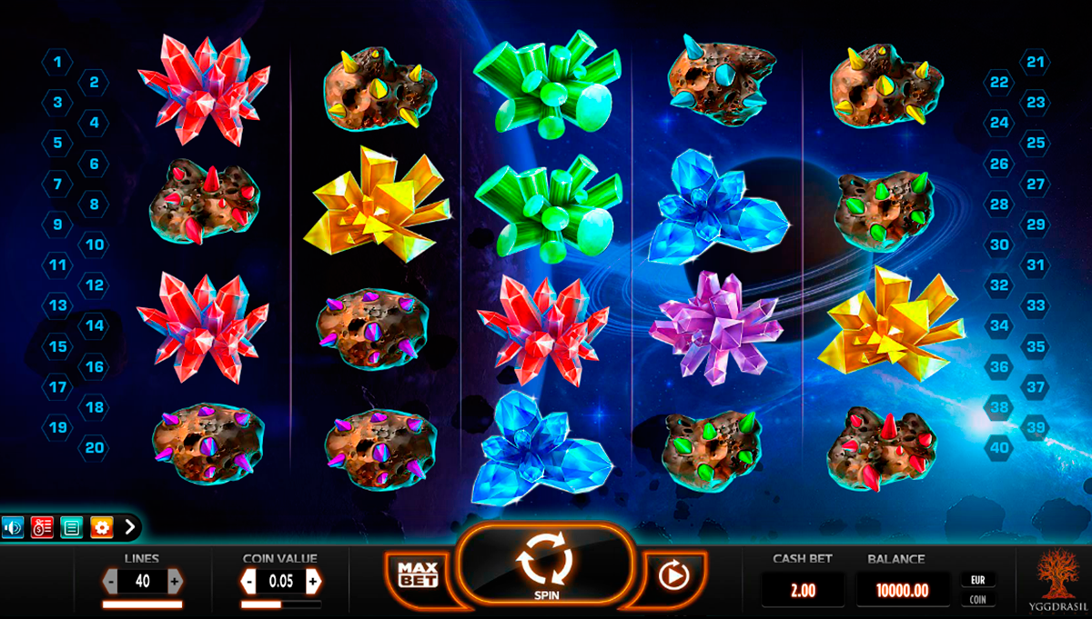 Spiele Space Invasion - Video Slots Online