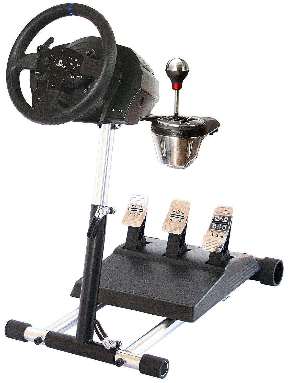 4. Wheel Stand Pro TX Deluxe Steering Wheelstand Racing