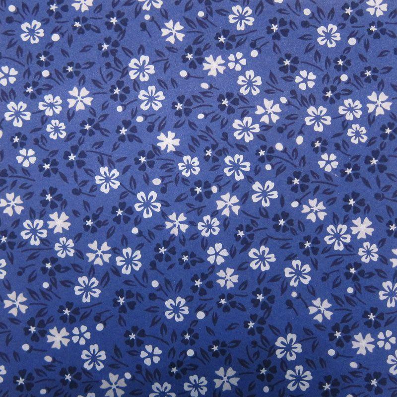 Blue flowered washi origami paper origami pinterest origami blue flowered washi origami paper mightylinksfo