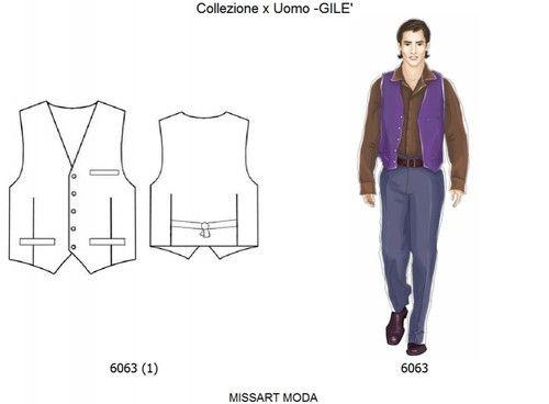 80c4ddee5ea607 Cartamodelli uomo gratis - www.missart-moda.it | Free sewing ...