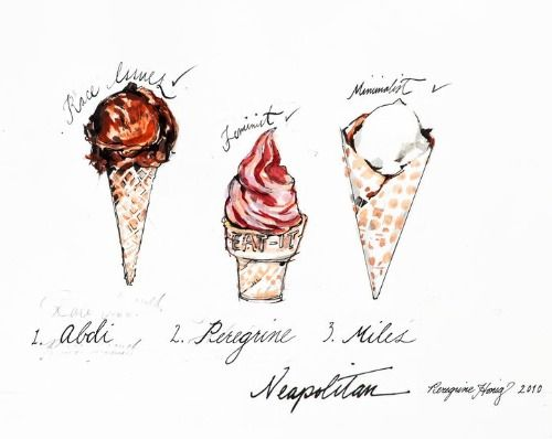 Neopolitan Ice Cream