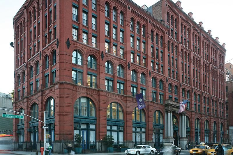 REI Signed A 39000 Square Foot Lease In The Puck Building At 295