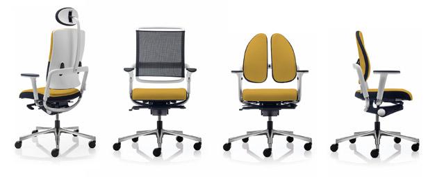 Bürostühle Rohde-Grahl Xenium in neuem Gewand