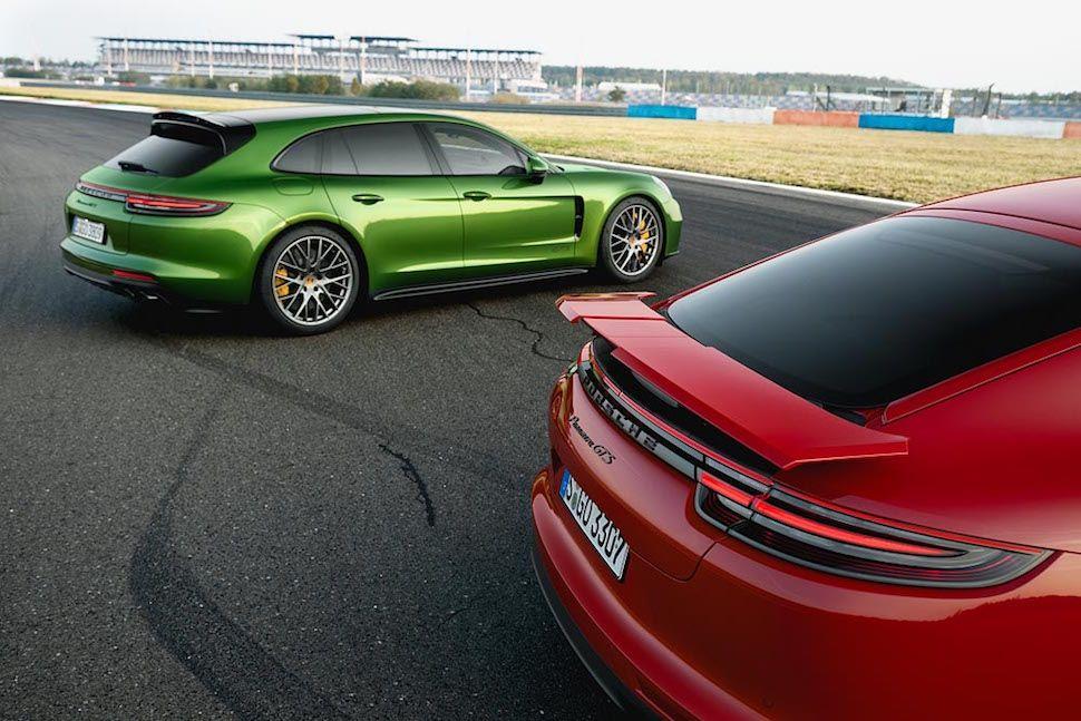 New GTS Models Porsche panamera, 4 door sports cars