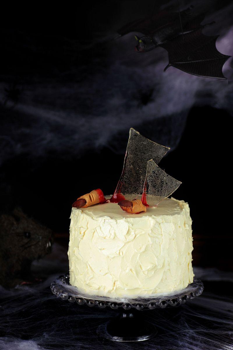 Kanela y Limón Especial recetas para halloween Halloween - Halloween Cake Decorating Ideas