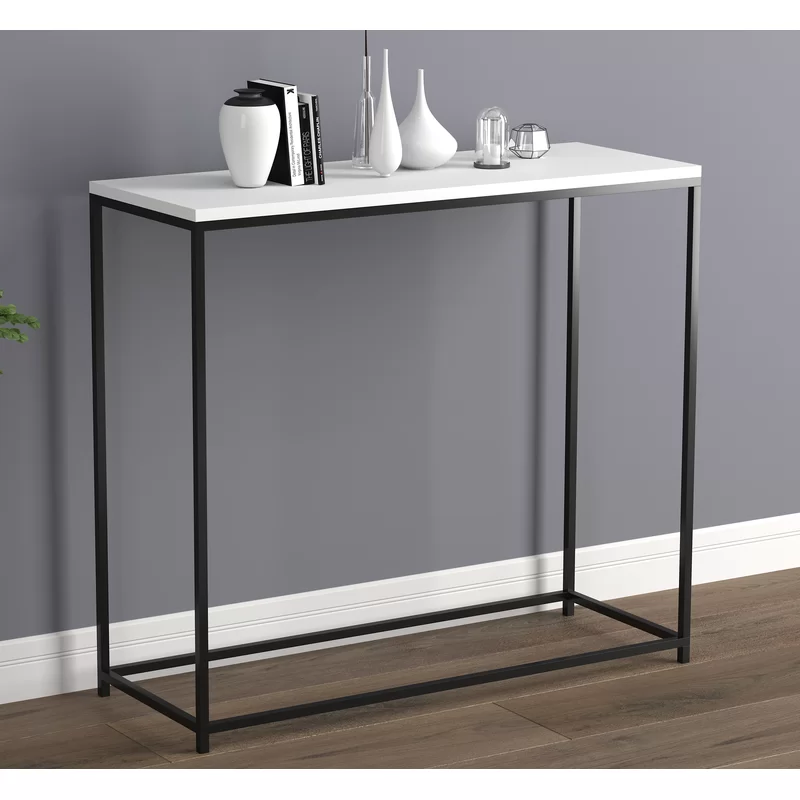 """Haith 31"""" Console Table in 2020 (With images) Console"""