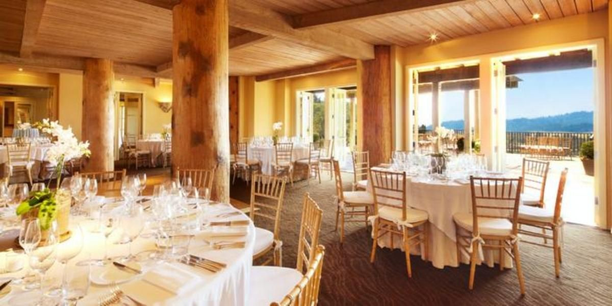 Auberge Du Soleil Weddings Price Out And Compare Wedding Costs For Ceremony Reception