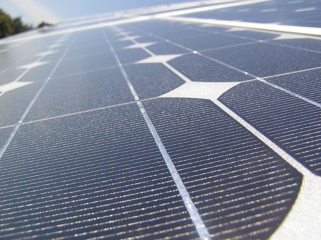 The Energy That Comes Out Of Solar Panels Is Renewable But What About The Panels Themselves Today S Leading With Images Solar Panels Solar Technology Solar Installation