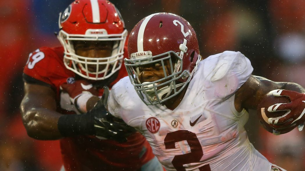 Zombie Bama Back In Playoff Projections Alabama Football Game