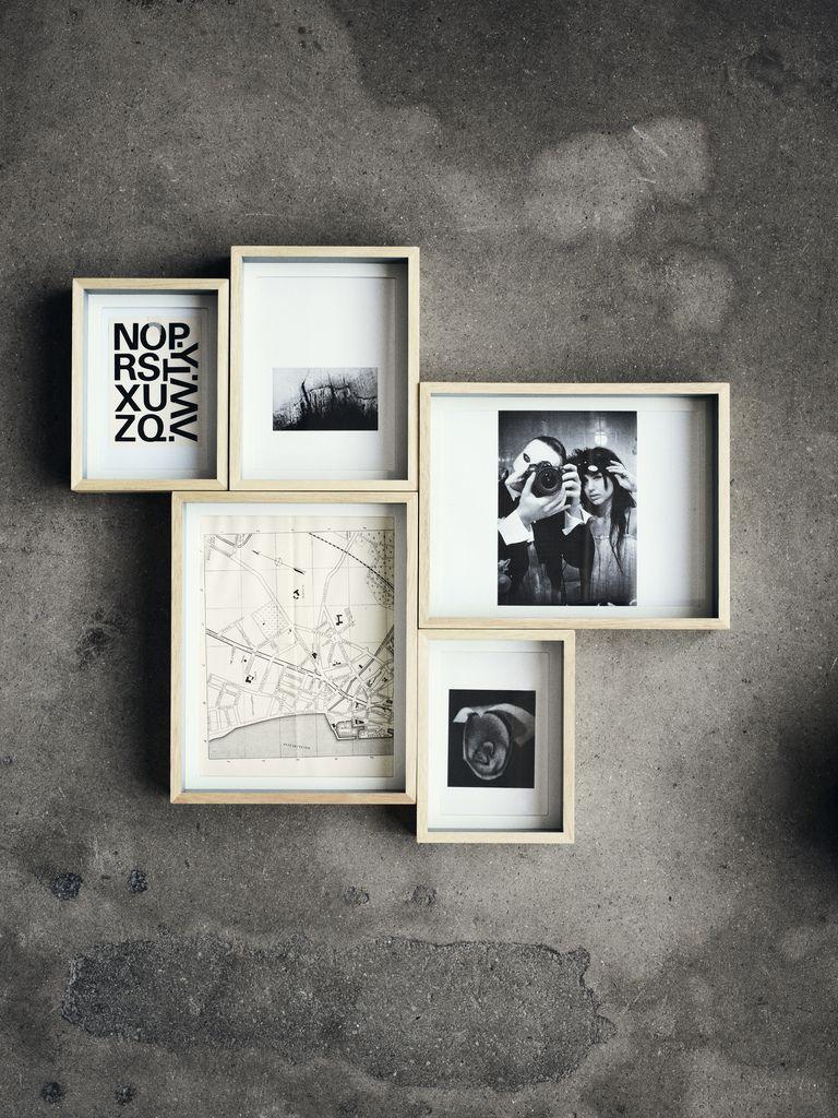 Box frames. Concrete wall. | DIY | Pinterest | Spielzimmer ...