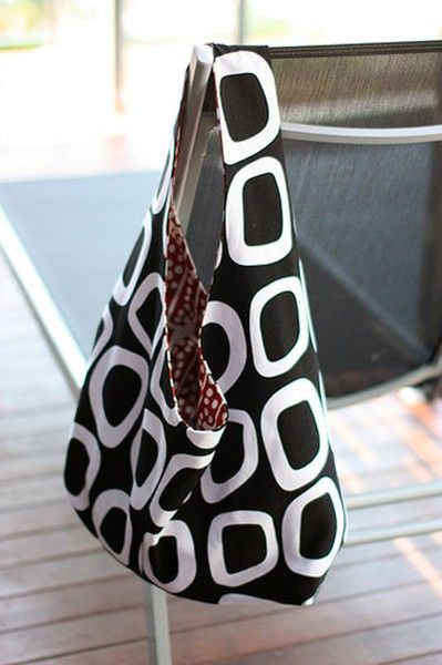 10 Free Tote Tutorials | Crafty | Pinterest