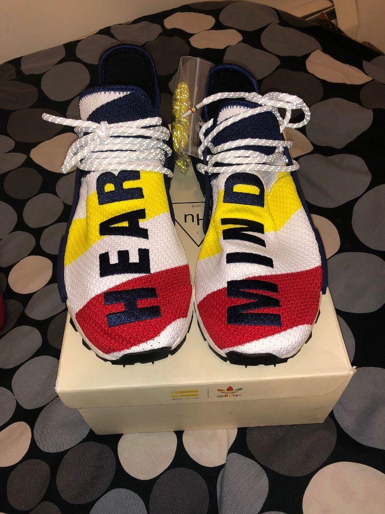 b0660d50e4ede ADIDAS PHARRELL WILLIAMS BBC HU NMD SHOES SIZE 10.5  fashion  clothing   shoes  accessories  mensshoes  athleticshoes (ebay link)