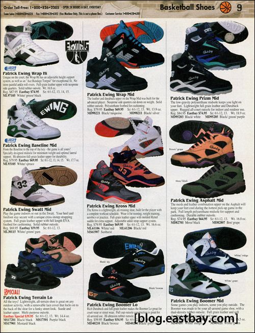 e54bb66ab Patrick Ewing Shoes
