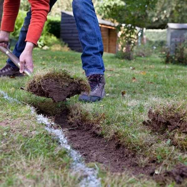 Circular Lawn Edging: How To Create A Circular Lawn
