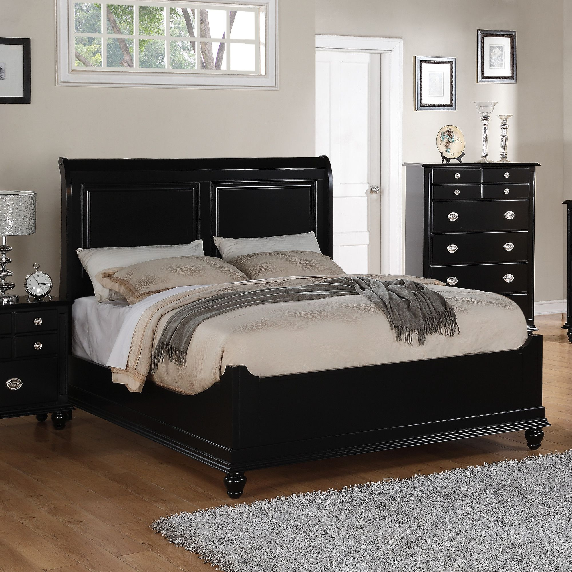 Daley Standard Bed Bed, Furniture, Home