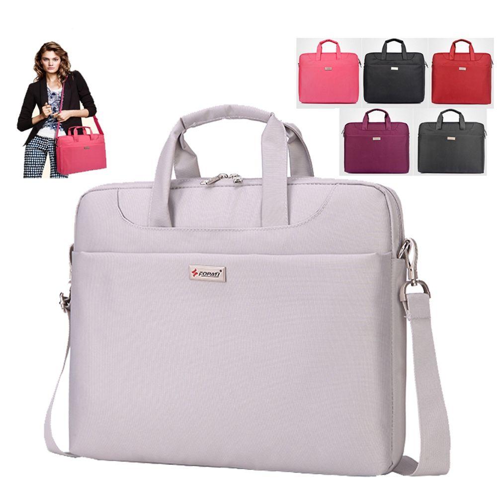 Mosiso Laptop Bag Men Women Messenger for Macbook Dell HP 13 3 15.6 Carry Case