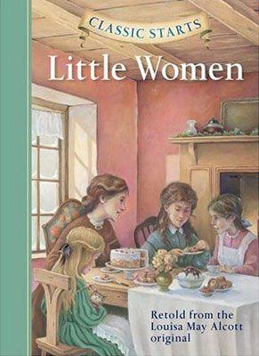 Mujercitas - Louisa May Alcott. Libros de cuando era una teenager :) . Quizá lo relea algún día. Cómo no amar a Jo♥