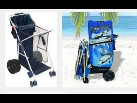 Best Beach Cart For Soft Sand Guide And Reviews Stuff To Buy