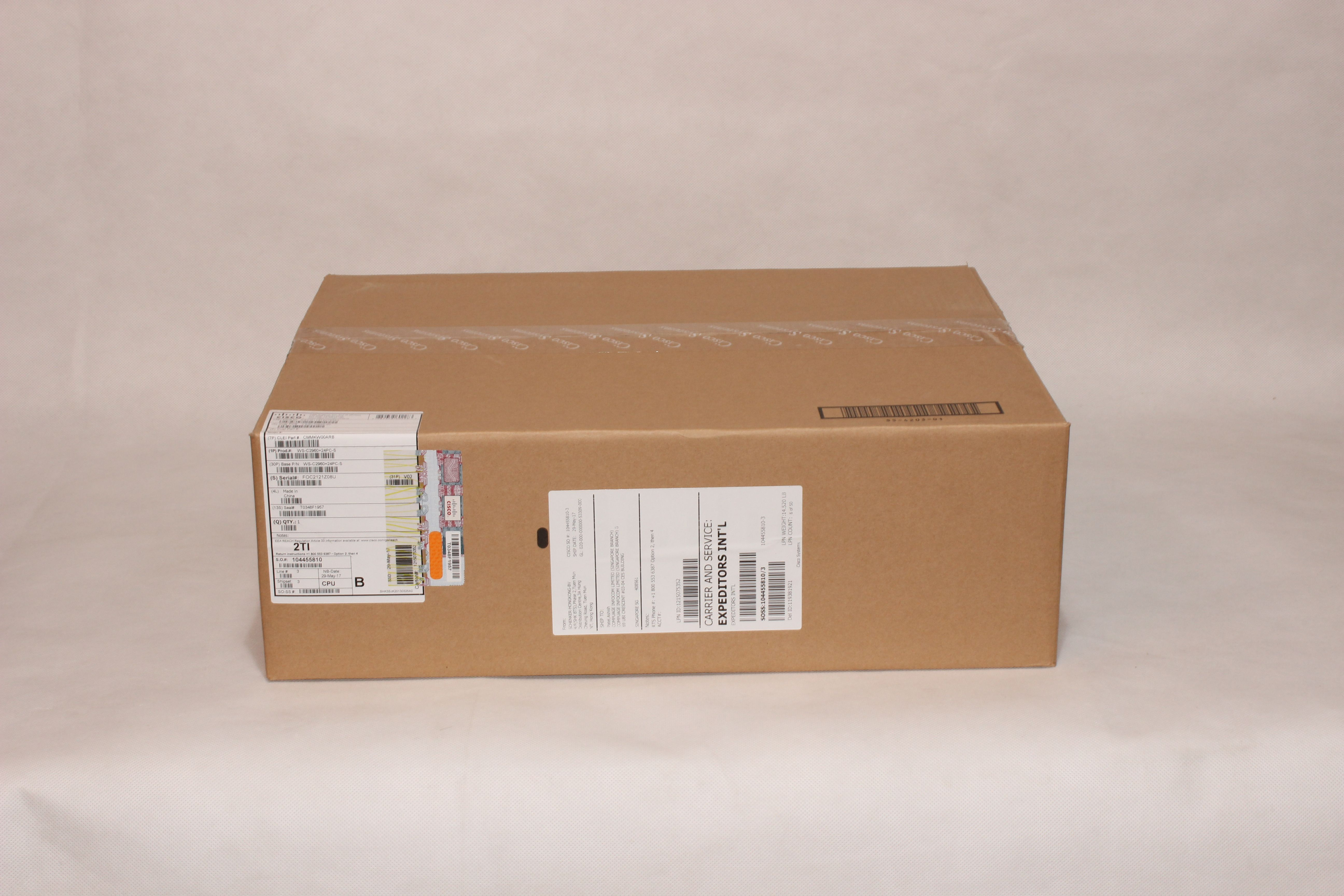 The Well Packaged Cisco Ws C2960 24pc S Technology Pinterest 2960 Diagram And Catalyst Switches Comparison Price Buy Plus Poe Switch 24 Port