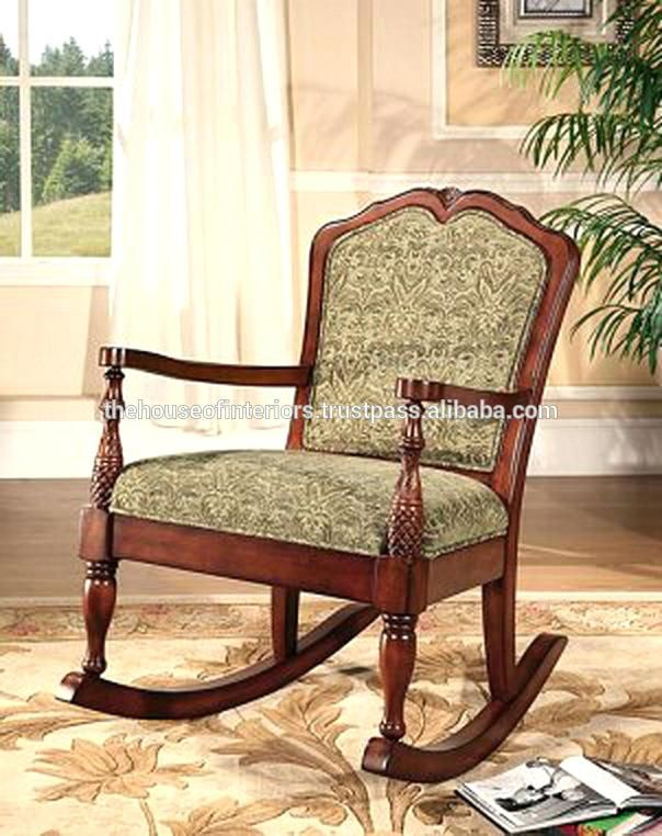 Cool Upholstered Rocking Chair Antique Upholstered Rocking Chair Gmtry Best Dining Table And Chair Ideas Images Gmtryco