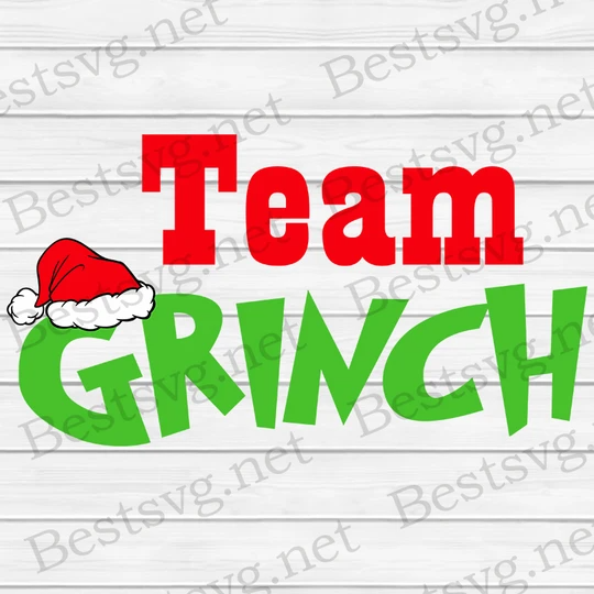 Team Grinch Grinch Christmas Svg Eps Png Dxf Bestsvg1 Grinch Christmas Grinch Cute Poster