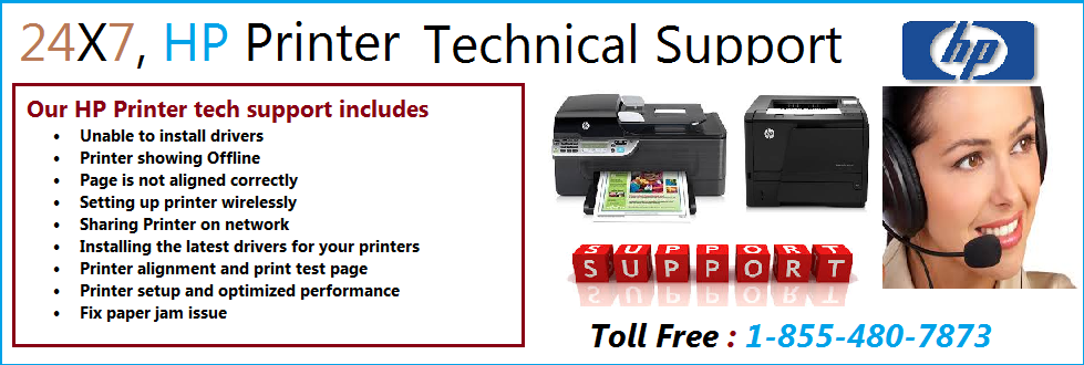 Get instant support for HP printer at our toll free number