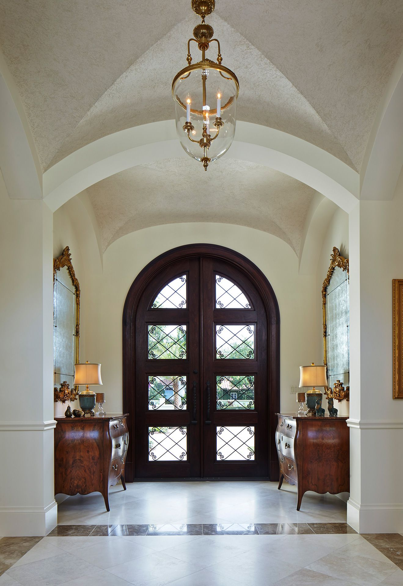 Entryway designs browns interiors new house pinterest brown