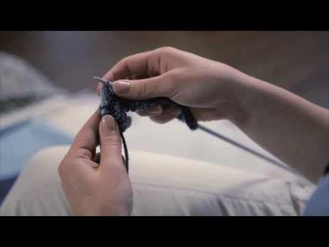 NovitaTube, How to videos (in Finnish), Ainaoikeinneule (oikeakätinen) #novitaknits #knitting