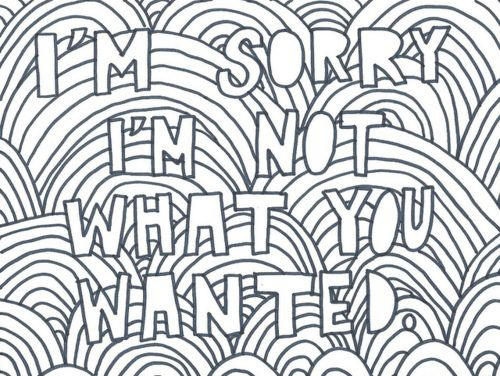 I M Sorry The Maine Inspirational Quotes Coloring Quote