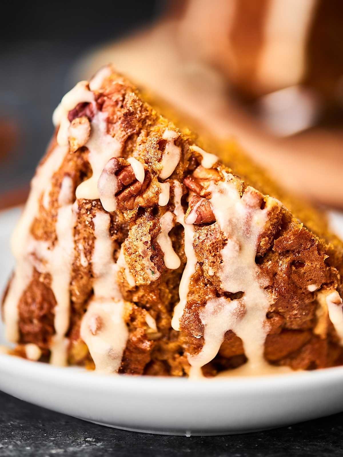 Easy Pumpkin Coffee Cake Recipe Pumpkin cake recipes