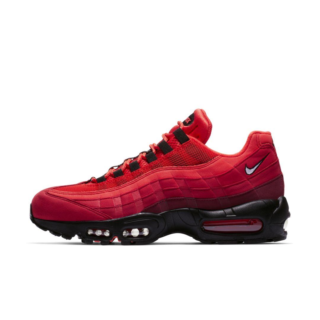 air max 95 vapormax red