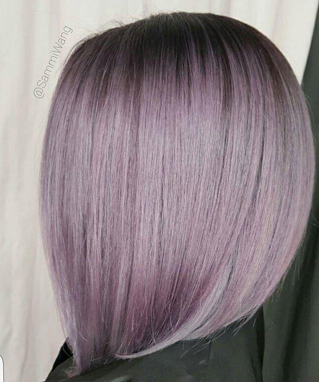 smoky lilac shadow . sammiiwang