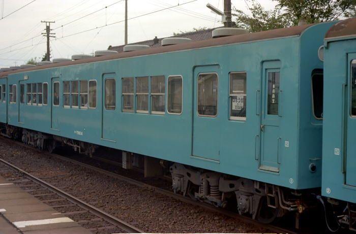 旧形国電編 73形 クハ79全金車ー2