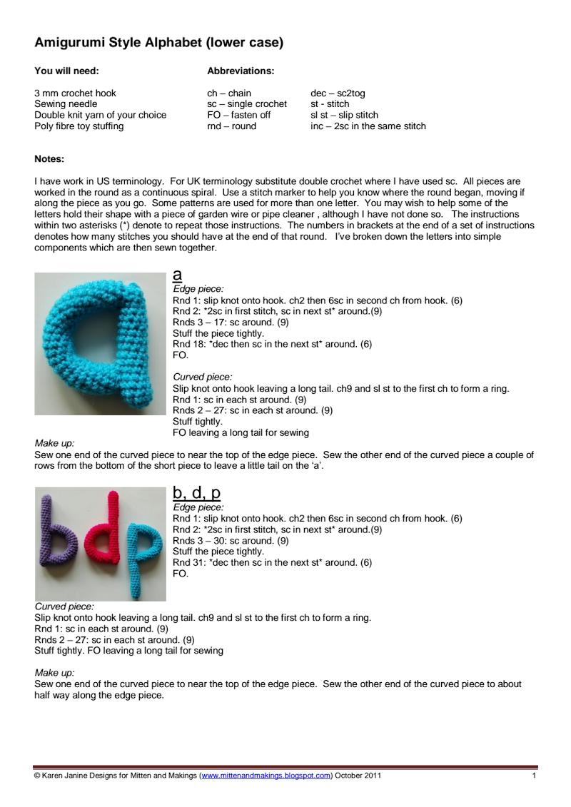 letras patron | Crochet pattern | Pinterest | Letras y Patrones