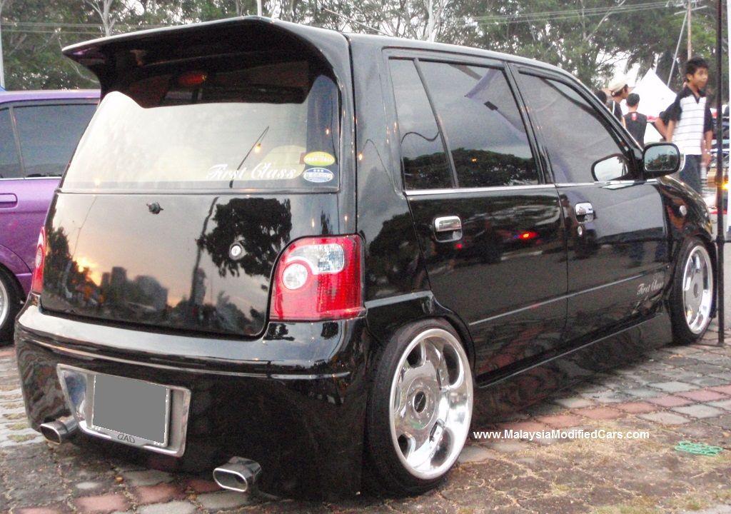 Modified Perodua Kancil With Images Daihatsu Cars And
