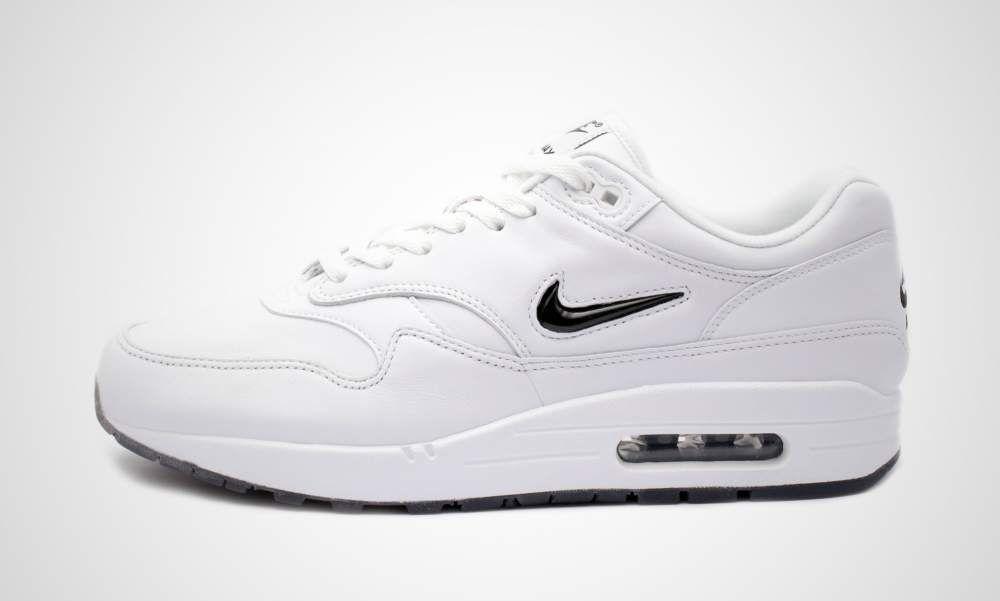 Nike Air Max 1 Premium SC Jewel (weiß schwarz) 918354