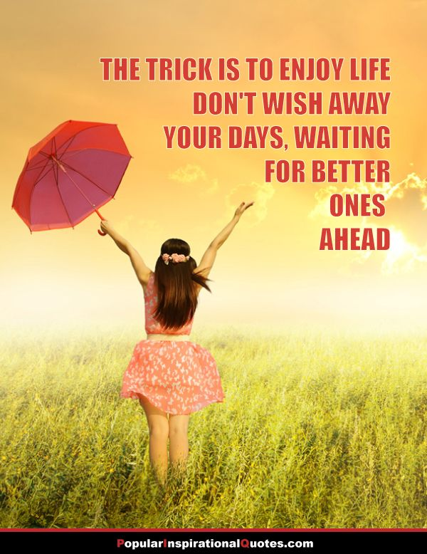Wishing For Better Days Quotes Quotesgram Better Days Quotes Happy Quotes Cool Words