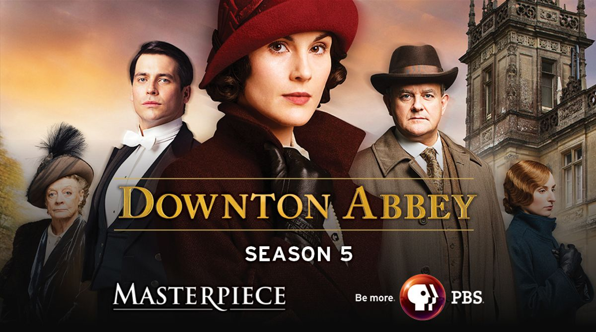 The Downton Abbey Experience Masterpiece Pbs Downton
