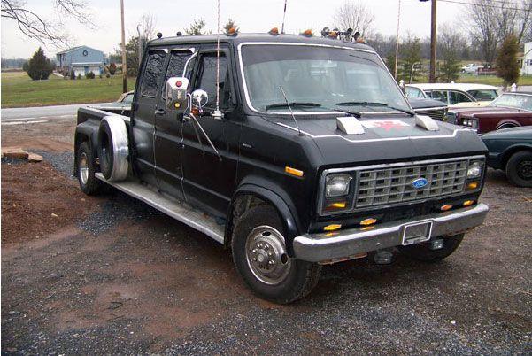 82 Centurion Pickup Van Diesel Trucks Ford Trucks Chevrolet Trucks
