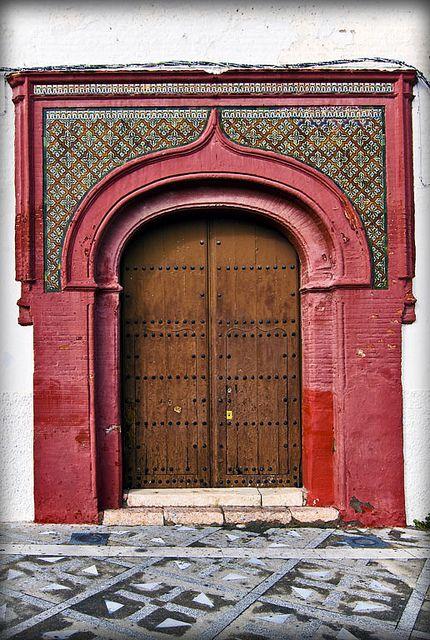 Detalles de Andalucía (Salobreña, Granada) / Details of Andalucía (Salobreña, Granada)