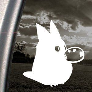 Totoro Decal Studio Ghibli Car Truck Window Sticker Amazoncouk - Car window stickers amazon uk